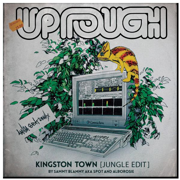 #155: Kingston Town Jungle Edit