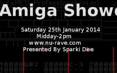 The Amiga Showcase!