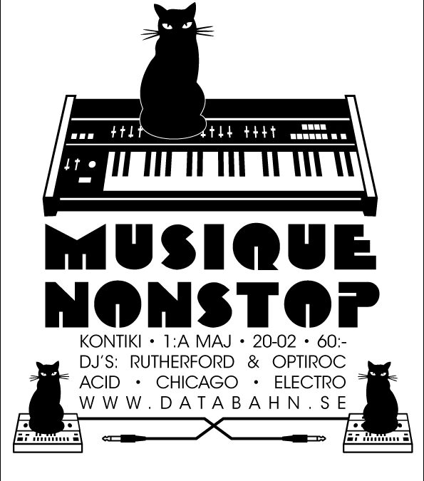 Musique Nonstop Acid Party 2009.05.01