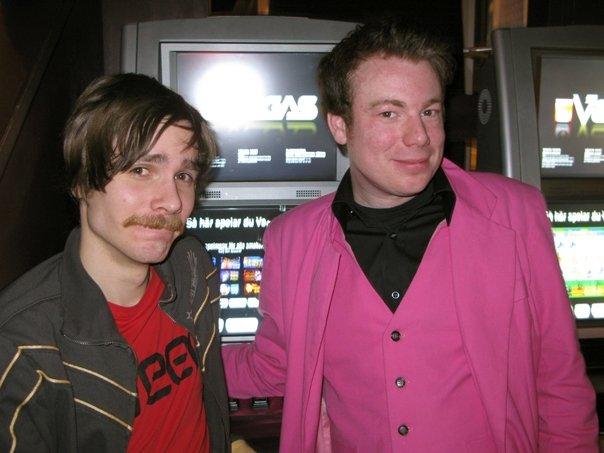 mr mustasch and djcatkeso