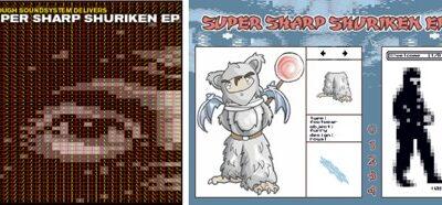 #138: Super Sharp Shuriken EP OS4/MOS version